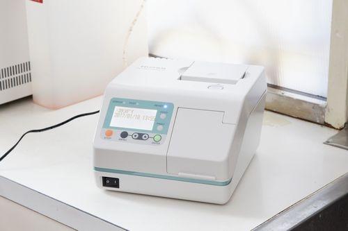 高感度インフルエンザ診断装置